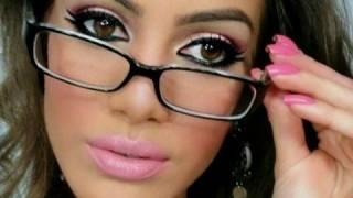 getlinkyoutube.com-Maquiagem para ÓCULOS por Camila Coelho