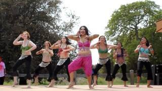 getlinkyoutube.com-Chickni Chameli at Stanford Asha Holi Festival 2012