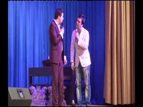 طنز حامد آهنگی - قسمت اول ( شب دوم ) در کیش