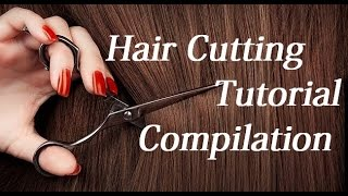 getlinkyoutube.com-Hair Cutting Tutorial Compilation | Best of Instagram