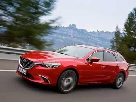 Mazda 6 Wagon super auto