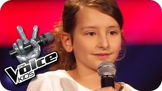 getlinkyoutube.com-Britney Spears - Everytime (Chiara H.) | The Voice Kids 2014 | Blind Audition | SAT.1