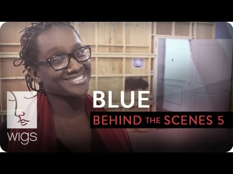 Blue BTS: Effie on Tour-- 5 of 11