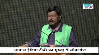 getlinkyoutube.com-Ramdas Athavale speak on Dr. Babasaheb Ambedkar Jayanti Celebration in Mumbai
