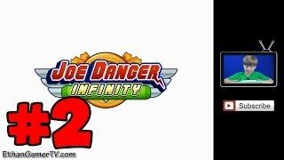getlinkyoutube.com-Joe Danger Infinity #2 - Let's Play Mobile Games!