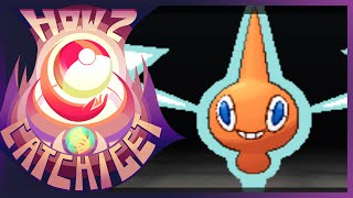 getlinkyoutube.com-How & Where to catch/get - Rotom in Pokemon X and Y
