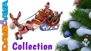 getlinkyoutube.com-Christmas Songs for Kids | Jingle Bells Song | Nursery Rhymes Collection from Dave and Ava