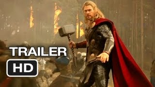 Trailer - Thor: The Dark World TRAILER 1 (2013) - Chris Hemsworth, Natalie Portman Movie HD