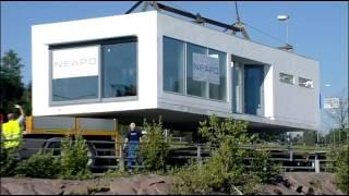getlinkyoutube.com-Floating house Villa Helmi