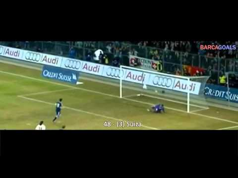 Messi 86 GOALS in 2012