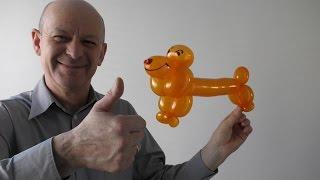 Balloon Dog Hundley