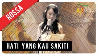 getlinkyoutube.com-Rossa - Hati Yang Kau Sakiti (with Lyric) | VC Trinity
