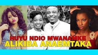 Hizi ndo sifa za Mwanamke atakayeolewa na Alikiba!..