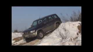 getlinkyoutube.com-Nissan patrol GR Y61 GU Long Tribute 4X4 Off-road 4WD