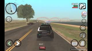 Mod accidente horrible gta sa android mods (administrador del canal theghost305)