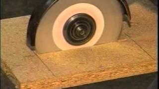 getlinkyoutube.com-Pilový kotouč na dřevo do úhlové brusky KwikSaw