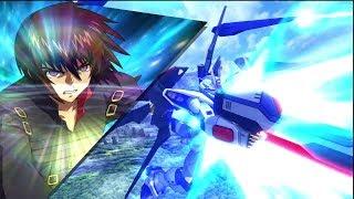 getlinkyoutube.com-Gundam Extreme Vs. Full Boost: Strike Freedom Gundam   Boss Run
