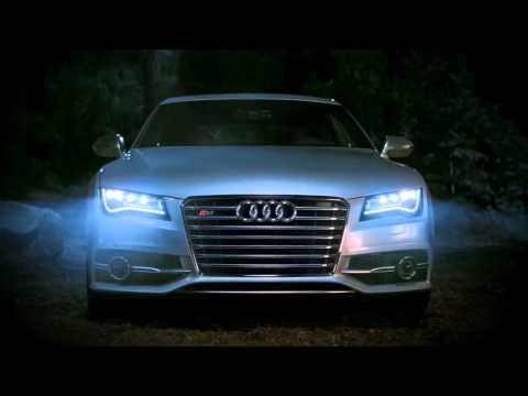 Audi Twilight Commercial - Super Bowl 2012