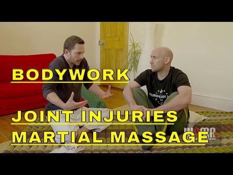 BODYWORK Martial Massage JOINT INJURIES