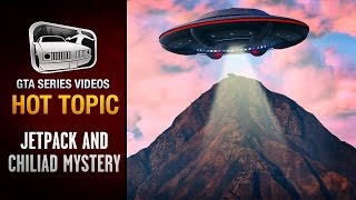 getlinkyoutube.com-GTA 5 - Jetpack and the Mystery of Mount Chiliad - Hot Topic #3