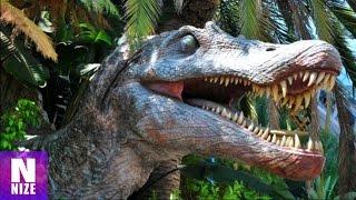 Der Größte Fleischfressende Dinosaurier Aller Zeiten – Spinosaurus