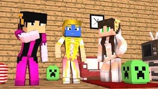 getlinkyoutube.com-Minecraft Mods: Vestindo Roupas de Menina - SURVIVAL LUCKY ‹ AM3NIC ›