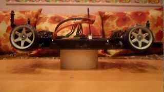 Как действует обгонка... модели RC Drift 1:10