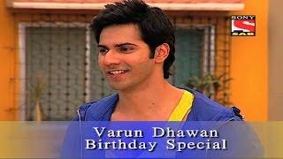 getlinkyoutube.com-Varun Dhawan Birthday Special | Taarak Mehta Ka Ooltah Chashmah