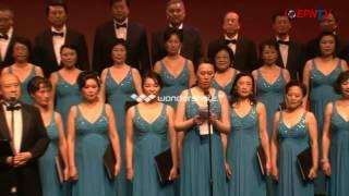 getlinkyoutube.com-纪念王洛宾诞辰100周年音乐会(1):在银色的月光下,满江红,青春舞曲