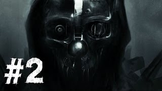 Dishonored The Knife of Dunwall Gameplay Walkthrough Part 2 - Slaughterhouse - Mission 1