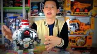 getlinkyoutube.com-ขาย หุ่นยนต์บังคับ ยิงกระสุนได้ ยิงปืนได้ by ตุ้ย แมดทอย