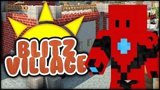 getlinkyoutube.com-Minecraft - BLITZVILLAGE -  Episode 8 - Stop the Fire!