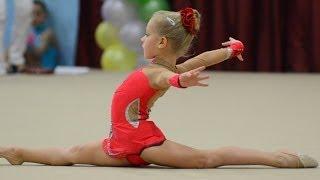 getlinkyoutube.com-Rhythmic Gymnastics Competition - Miami