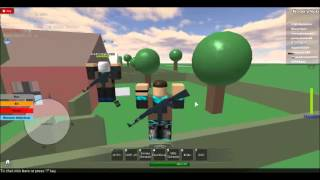 getlinkyoutube.com-Roblox- Zombie attack part 1: The apocalypse begins