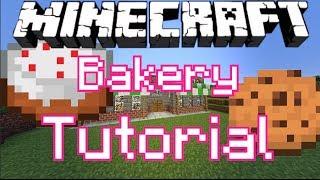 getlinkyoutube.com-Bakery!- (Minecraft Tutorial)