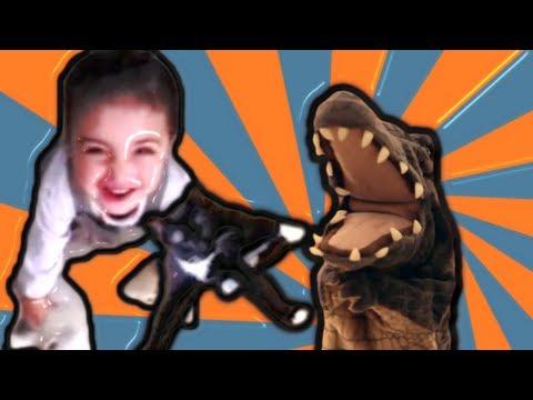 التمساح الحلقة ٤: القطوة العربجية | temsa7LY 1