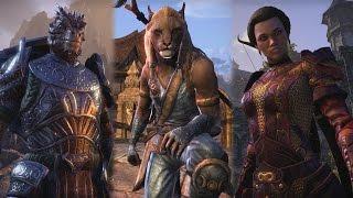 The Elder Scrolls Online - Introducing One Tamriel