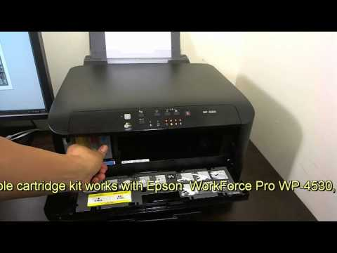 Epson Workforce Pro Wp 4020 Support And Manuals