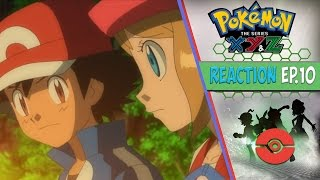 Pokemon XYZ Anime Reaction Ep.10 - Bonnie and Puni-Chan