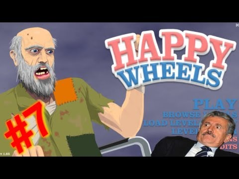 KSIOlajidebt Plays | Happy Wheels #7