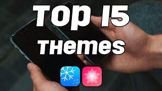getlinkyoutube.com-TOP 15 iOS 9 THEMES (Anemone & Winterboard)