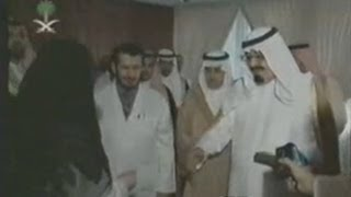 getlinkyoutube.com-فتاة ترفض مصافحة الملك عبدالله بن عبدالعزيز