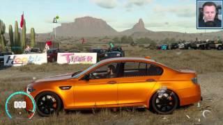 getlinkyoutube.com-DRIFT-BMW-M5... Summit - was HÄ?! - The Crew: Wild Run #03 [1080p60/Facecam/Deutsch]