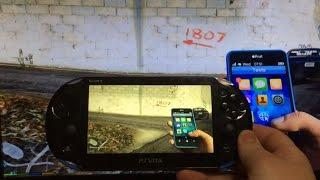 getlinkyoutube.com-#300【GTA5】psvitaでgta5をプレイしよう!!(PS4)