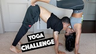 getlinkyoutube.com-YOGA CHALLENGE (Part 2)
