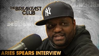 Aries Spears Interview With The Breakfast Club (8-19-16) width=