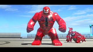 getlinkyoutube.com-LEGO Marvel Superheroes - Big-Fig Carnage (MOD)