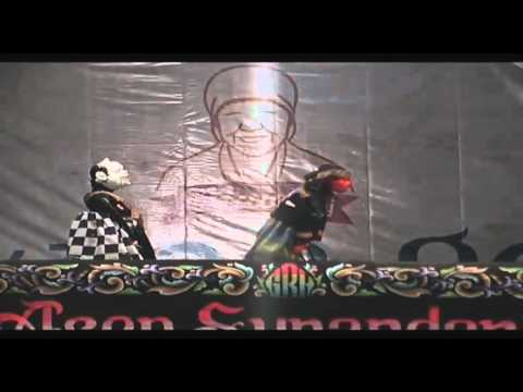 Wayang Golek Maicih - Cepot 1