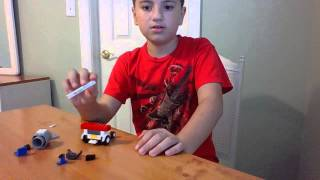 How To Make A Lego Car From Scratch Using Your Old Lego Parts