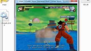 getlinkyoutube.com-como descargar dragon ball z budokai tenkaichi 3 latino ps2 playstation2